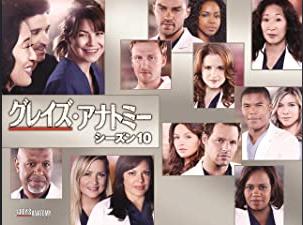 海外ドラマ|グレイズ・アナトミー シーズン10の動画を無料視聴できる配信サイト