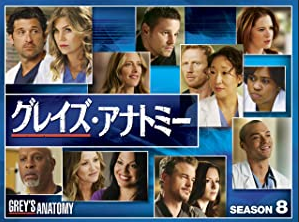 海外ドラマ|グレイズ・アナトミー シーズン8の動画を無料視聴できる配信サイト