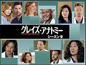 海外ドラマ|グレイズ・アナトミー シーズン9の動画を無料視聴できる配信サイト