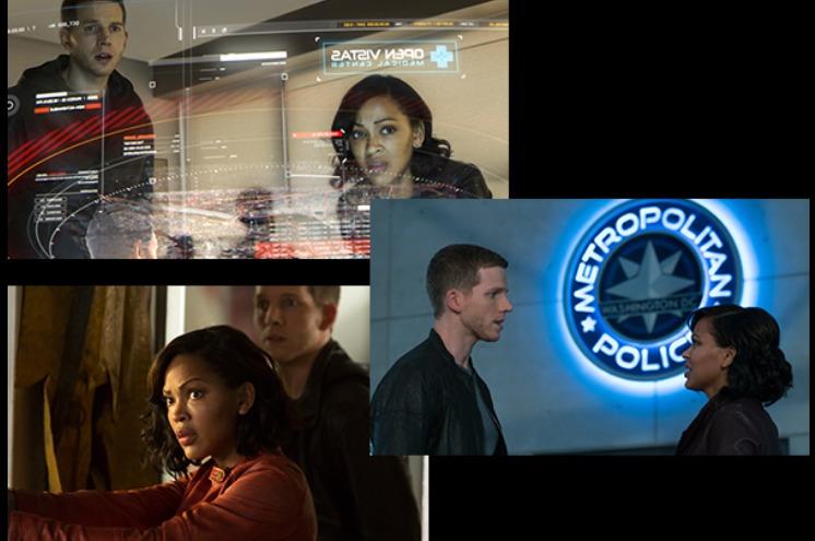 海外ドラマ|マイノリティ・リポートの動画を無料視聴できる配信サイト
