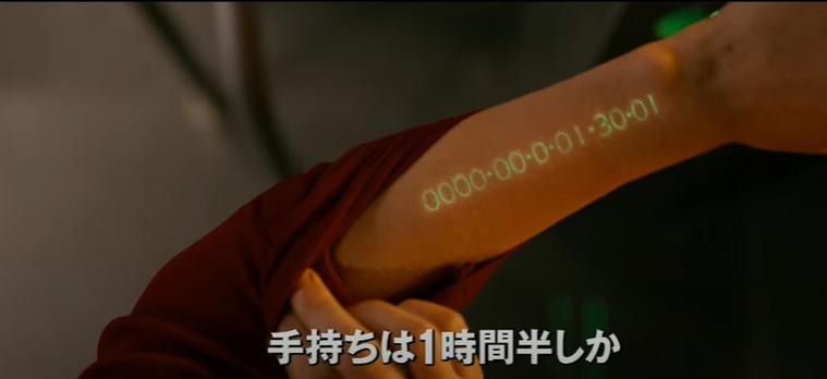 映画|TIME/タイムの動画を無料視聴できる配信サイト