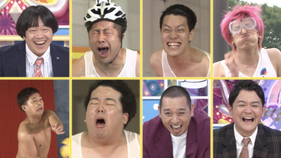 アメトーーク!SP(進撃の田中)8月7日の無料動画や見逃し配信をフル視聴する方法!