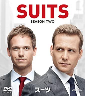 海外ドラマ|SUITS/スーツ シーズン2の動画を無料視聴できる配信サイト