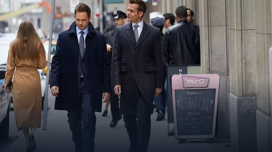 海外ドラマ|SUITS/スーツ シーズン7の動画を無料視聴できる配信サイト