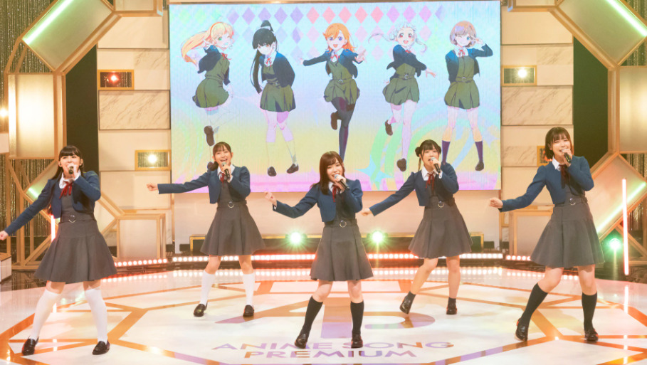 アニソン!プレミアム!E+(8月11日)の無料動画や見逃し配信をフル視聴する方法!